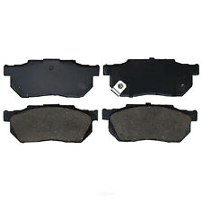 Disc Brake Pad Set-Ceramic Disc Brake Pad Front ACDelco Advantage 14D256CH