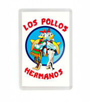 LOS POLLOS HERMANOS BREAKING BAD FRIDGE MAGNET IMAN NEVERA
