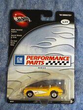 Hot Wheels: GM PERFORMANCE PARTS SERIES 58 CORVETTE