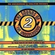 Sounds of the Underground 2 Blaze, Janet Rushmore, Chicago People, Stevie.. [CD]