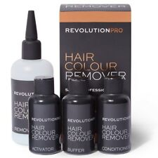 Revolution Pro Hair Colour Remover Bleach Free Hair Dye Stripper