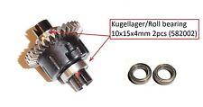 2Stk Kugellager 10x15x4mm für Differentialgetriebe - Reely Dune Fighter, Jamara