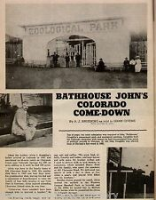Bathhouse Johns Coughlin + Princess Alice, Bruening, Colburn, Ford, Givens