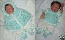 Crochet Patrón: Prem / reborn/jenny MPN cro117 por frandor Formatos