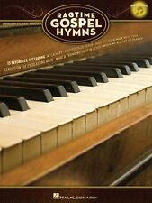 Ragtime Gospel Hymns Piano Solo Learn to Play Worship Church Music Book