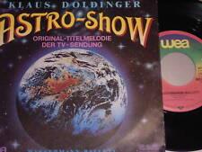 """7"""" - Klaus Doldinger / Astro Show & Wassermann # 1785"""