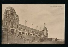 EXHIBITION British Empire 1924 Stadium Terrace PPC