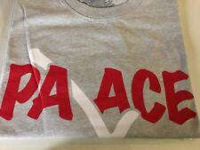Palace skateboard Correct T shirt Gray Size XL  NWT