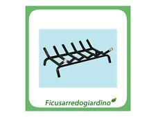 BRUCIALEGNA POGGIA LEGNA PER BRACE IN FERRO BATTUTO MINI PER CAMINO - 355072