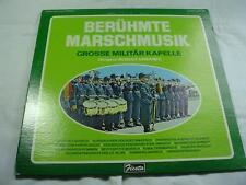 Beruhmte Marschmusik - Grosse Militar Kapelle - Rudolf Urbanec - Ex Condition