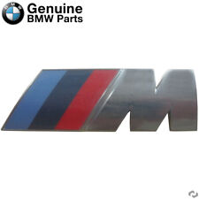 "For BMW E70 X5 M 2010-2013 Rear Trunk Emblem ""M"" Lettering Decal Genuine"