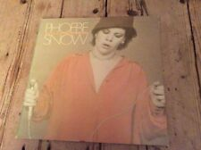 Phoebe Snow - Against the grain    UK VINYL LP
