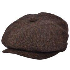 Gatsby 100% Wool Newsboy Cap Hats for Men