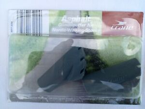 Nordic Walking Gummipuffer NEU von crane 2 Stück Ersatzpuffer Asphaltpads