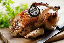 Digital Cooking Thermometer Instant Read Internal Meat Thermometer with Probe