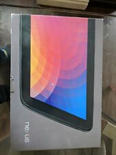 Samsung Google Nexus 10 Tablet (Factory Reset) - 16GB - Very Good Condition