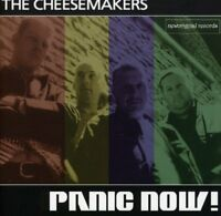 The Cheesemakers - Panic Now! [CD]