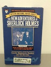 The New Adventures of Sherlock Holmes, Starring Rathbone & Bruce, Radio Broadcas