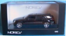 DODGE MAGNUM SRT8 BRILLIANT BLACK CRYSTAL PEARL NOREV 950015 1/43 NOIR SCHWARZ
