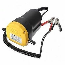 12V/5A Oil Diesel Fuel Fluid Extractor Electric Transfer Scavenge Suction Pump