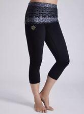 Zaggora ATOMICA HOT PANTS BLACK CAPRI Woman's Size XS