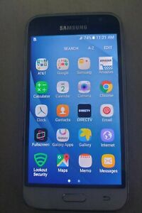 Samsung Express 3 SM-J120A - 8 GB - White Smartphone - Free Shipping!