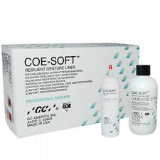 GC Dental Coe Soft Resilient Denture Liner