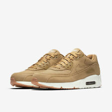 designer fashion 9a4f7 8a67e Mens Nike Air Max 90 Ultra 2.0 Wheat Flax Medium Brown 924447-200 SIZE 10