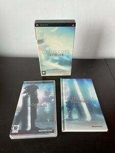 Final Fantasy VII 7 Crisis Core Limited Collectors Edition Sony PSP w/ art book