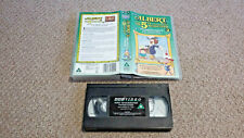 VHS Video PAL Small Box Albert The 5th Musketeer BBC Video (C15)
