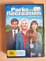 Parks And Recreation : Season 1 [ Region 4 DVD ] New & Sealed, FREE Next DayPost