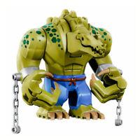 Killer Croc [Crocodile Killer] - Batman Movie Lego Moc Minifigure Toys Gift
