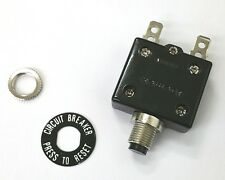 NEW 5 Amp Pushbutton Circuit Breaker ~ Joemex PE7405 5A