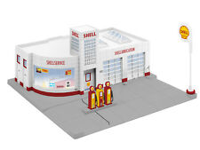 Lionel #84496 Shell Oil Company Gas Station