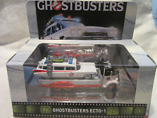 Hot Wheels CUSTOM GHOSTBUSTERS ECTO-1 On 1938 FORD COE In Display Case!
