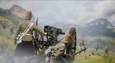 Strelets 189 - 1/72 Pom-Pom Gun with British Crew, scale plastic model kit