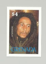Grenada #1680 Music, Singer, Bob Marley 1v Imperf Proof