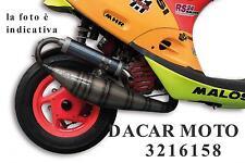 3216158 MARMITTA MALOSSI PIAGGIO NRG MC2 50 2T LC 1998->