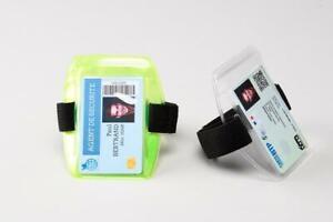 1 brassard porte-badge AVERY