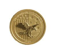 1/10oz Gold Australian Victory in the Pacific .9999 BU (Random Date)