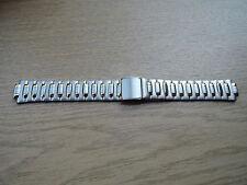 IW-Clasp FALTSCHLIESSE 18 mm EDELSTAHLFALTSCHLIESSE 316L für Dornschließenband