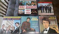 MIKE SHANNON LES CHATS SAUVAGES BRUMMEL RARE COFFRET INTEGRALE CD MAGIC 1997