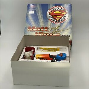 Action Performance Matt Hines Superman 1999 Pro-Stock Bike (1:9 Scale)