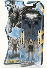 Quick Tek The Dark Knight Rises 2011 Deluxe Fist Fury Bane Figure 1013T