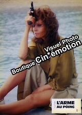 8 Photos Cinéma 20x28cm (1979) L'ARME AU POING Sophia Loren, James Coburn TBE
