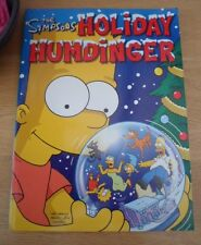 The Simpsons Holiday Humdinger by Matt Groening Paperback Comic Style Book 2004