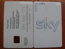 Free sat Karte für UKTV auf Astra 28 Ost die weisse Karte