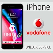 Factory Unlocking Service For iPhone 3GS 4 4S 5 5S 5C 6 Clean imei Vodafone UK