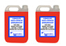 10L Red Antifreeze Coolant G12+ RED Ready Mixed -30°C / +125 German Hi Spec