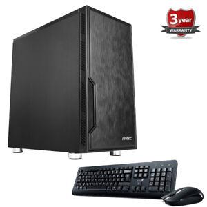 Intel Core I3-10105F Quad Core Trading PC Computer - Upto 4 Screen Support up385